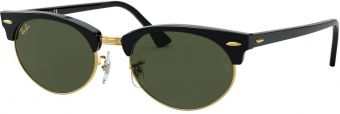 Ray-Ban Clubmaster Oval RB3946-130331-52