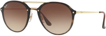 Ray-Ban Blaze Double Bridge Flat Lenses RB4292N-710/13-62