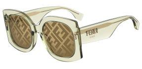Fendi FF 0436/G/S 203716-1ED/7Y-53