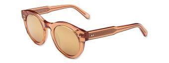 Chimi Eyewear #003 Peach Mirror