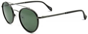 Parafina Isra II Black/Pepper Green