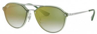 Ray-Ban Junior Double Bridge RJ9067SN-7053W0-53