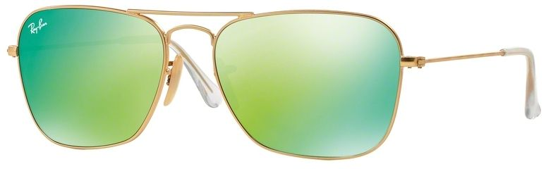 Ray-Ban Caravan Flash Lenses RB3136 112/19 5815