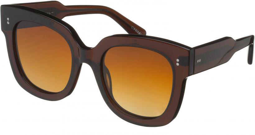 Chimi Eyewear #08 Brown/Gradient Brown