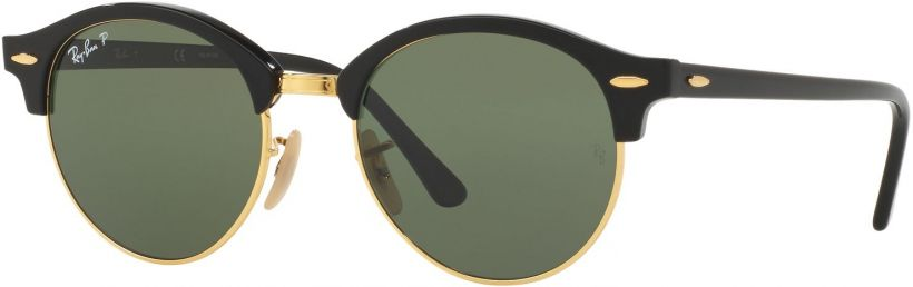 Ray-Ban Clubround RB4246-901/58-51