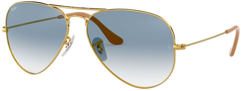 Ray-Ban Aviator Large Metal Gradient RB3025