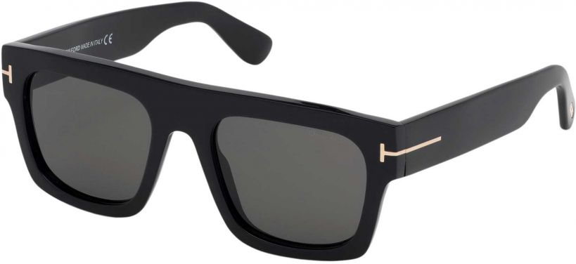 Tom Ford Fausto FT0711-01A-53