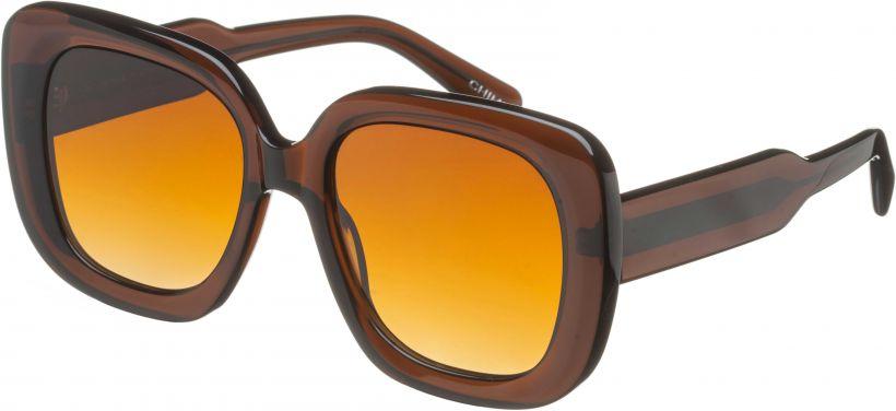 Chimi Eyewear #10 Brown/Gradient Brown