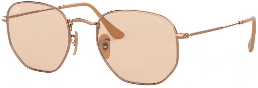 Ray-Ban Hexagonal Flat Lenses RB3548N-9131S0