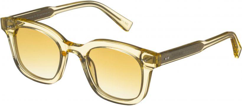 Chimi Eyewear #02 Yellow/Yellow