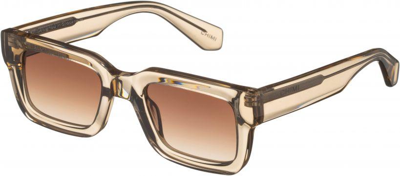 Chimi Eyewear #05 Ecru/Ecru