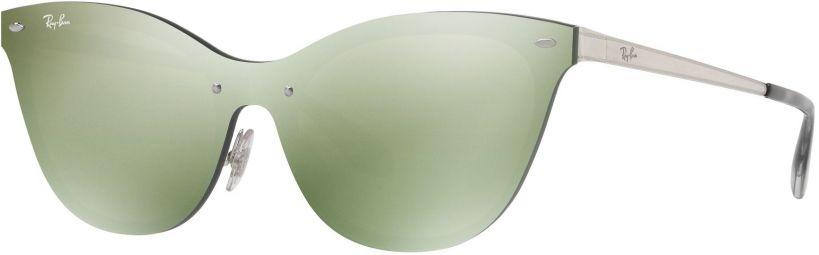 Ray-Ban Blaze Cat Eye Flat Lenses RB3580N-042/30