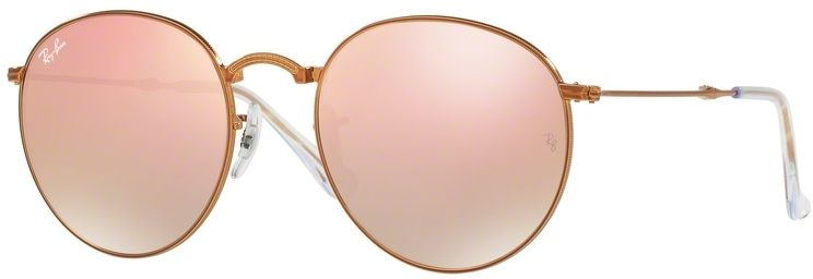 Ray-Ban Round Folding Metal RB3532 198/7Y 5020