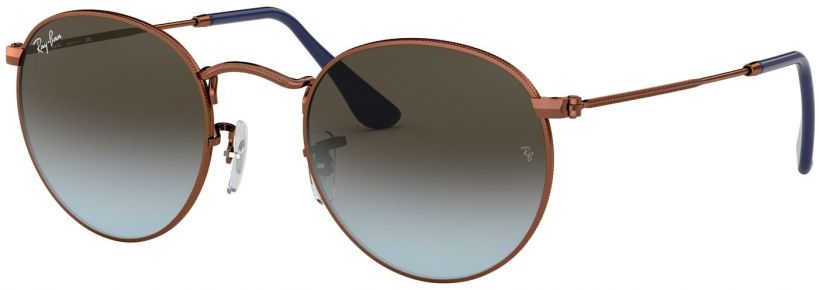 Ray-Ban Round Metal Gradient RB3447-900396