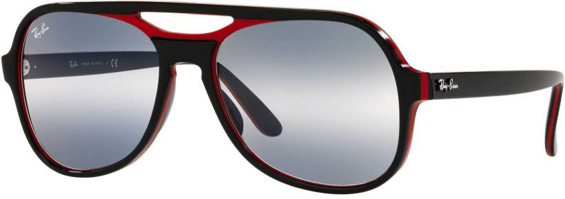 Ray-Ban Powderhorn RB4357-6552GA-58