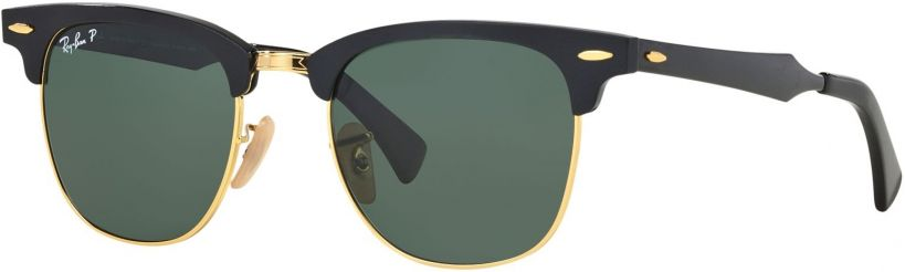 Ray-Ban	Clubmaster Aluminum RB3507-136/N5