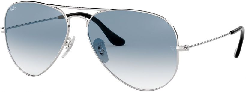 Ray-Ban Aviator Large Metal Gradient RB3025-003/3F