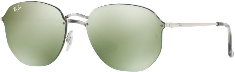 Ray-Ban Blaze Hexagonal Flat Lenses RB3579N-003/30