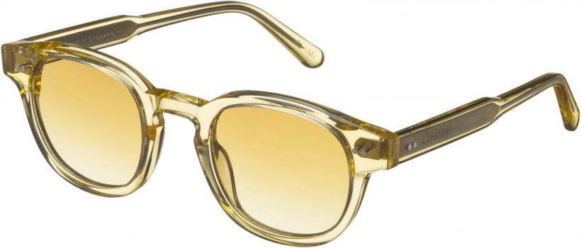 Chimi Eyewear #01 Yellow/Yellow