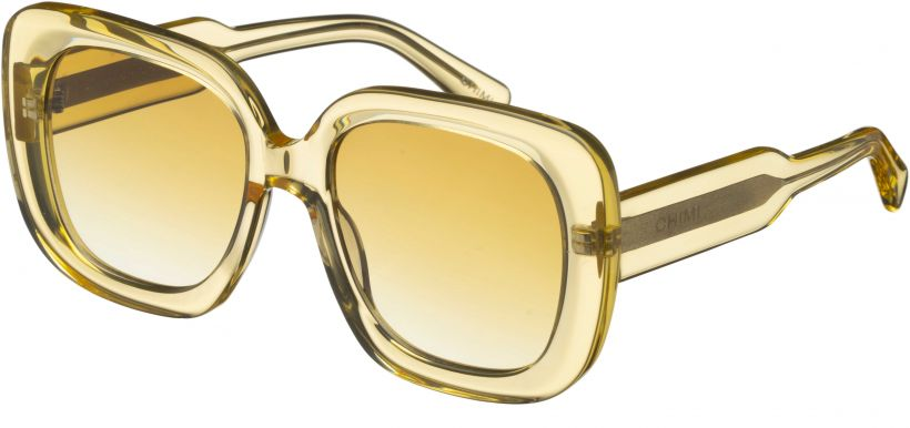 Chimi Eyewear #10 Yellow/Yellow