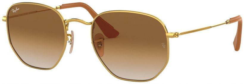 Ray-Ban Hexagonal RB3548N-001/51-51