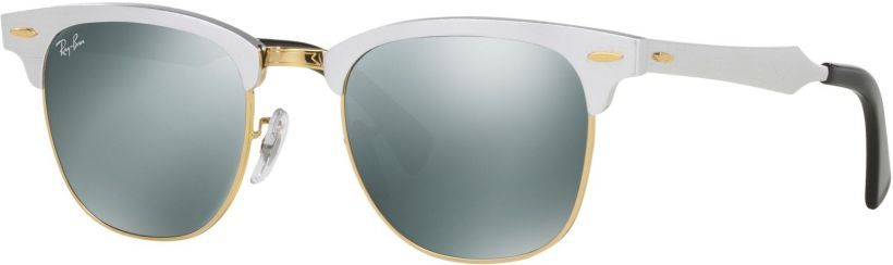 Ray-Ban	Clubmaster Aluminum RB3507-137/40