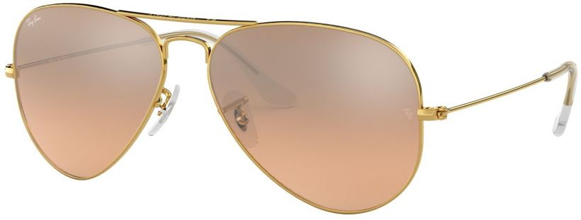 Ray-Ban Aviator Large Metal Gradient RB3025-001/3E