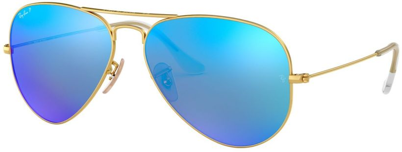 Ray-Ban Aviator Large Metal Flash Lenses RB3025-112/4L