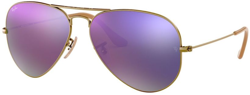 Ray-Ban Aviator Large Metal Flash Lenses RB3025-167/4K