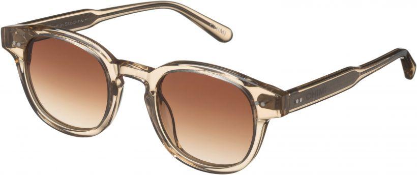 Chimi Eyewear #01 Ecru/Ecru