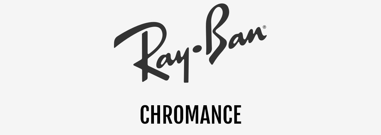 Ray-Ban chromance zonnebrillen