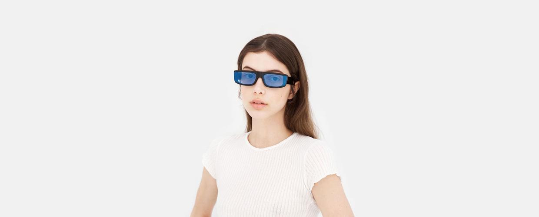 Retrosuperfuture issimo zonnebrillen