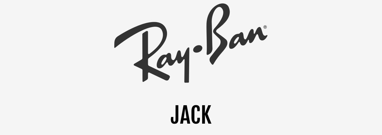 Ray-Ban® Jack zonnebrillen