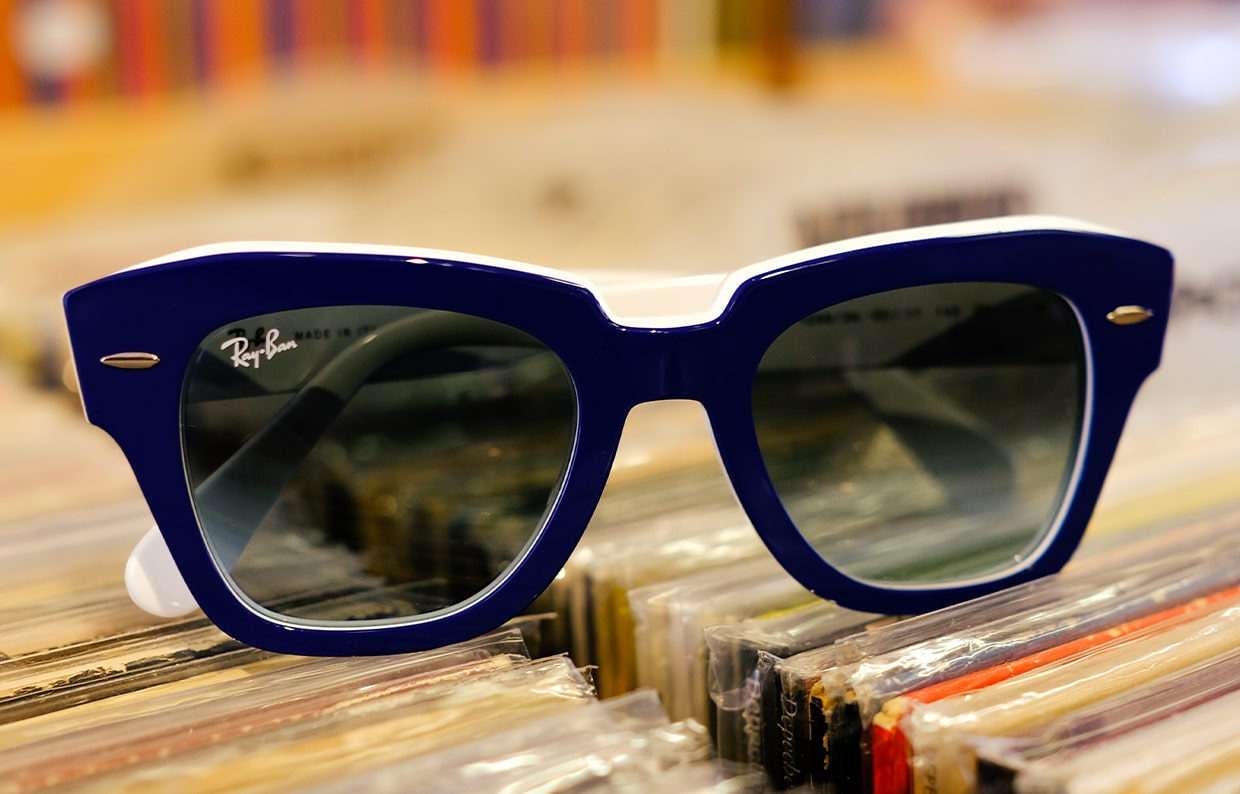 Ray-Ban State Street zonnebril