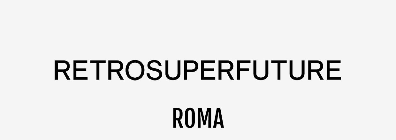Retrosuperfuture Roma zonnebrillen