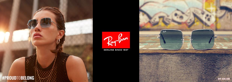 Ray-Ban #proudtobelong