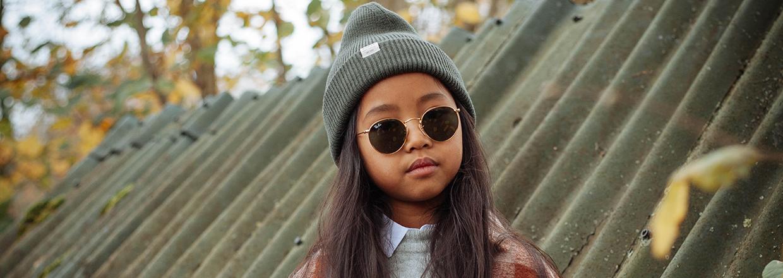 Kinderzonnebrillen