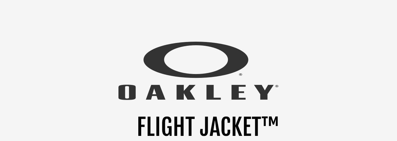Oakley flight jacket zonnebrillen