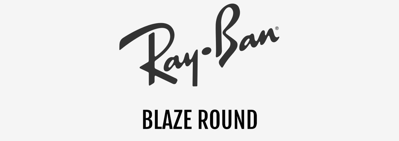 Ray-Ban blaze round zonnebrillen