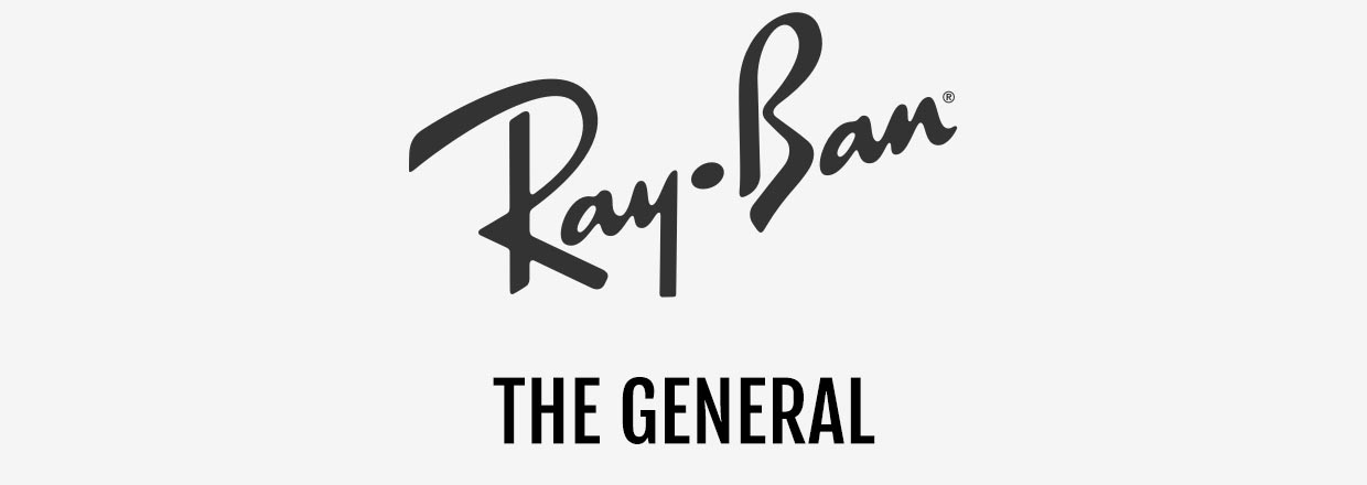 Ray-Ban® The general zonnebrillen