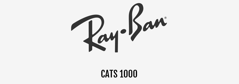 Ray-Ban cats 1000 zonnebrillen