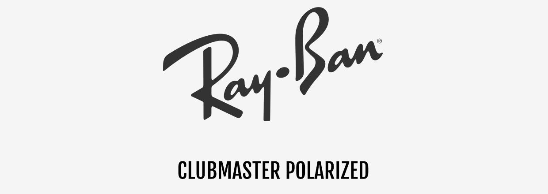 Ray-ban Clubmaster Polarized zonnebrillen