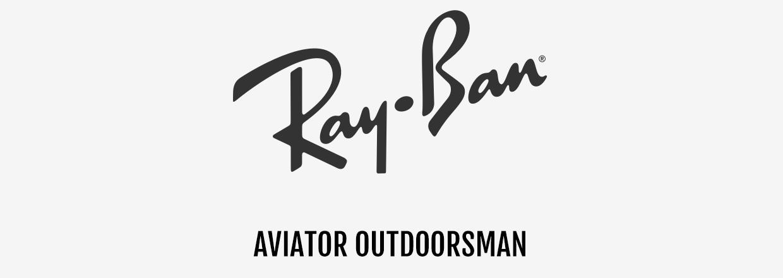 Ray-Ban Outdoorsman zonnebrillen