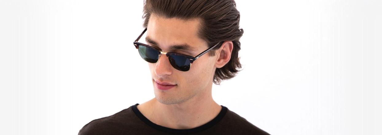 Ray-Ban Clubmaster zonnebrillen