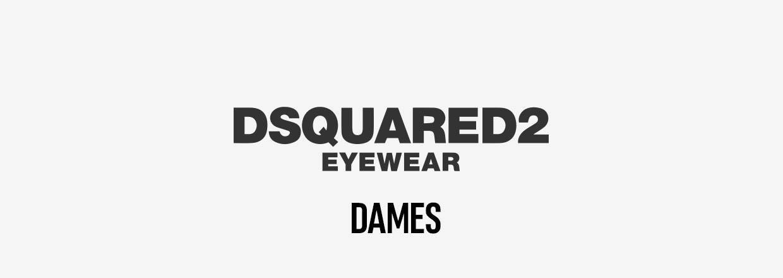 Dsquared2 dames zonnebrillen