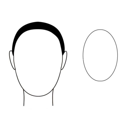 gezichtsvorm ovaal zonnebril