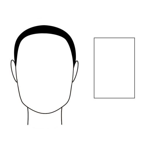 gezichtsvorm rechthoekig zonnebril