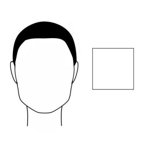 gezichtsvorm vierkant zonnebril