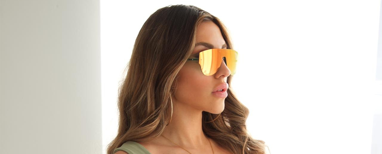 Shield zonnebrillen
