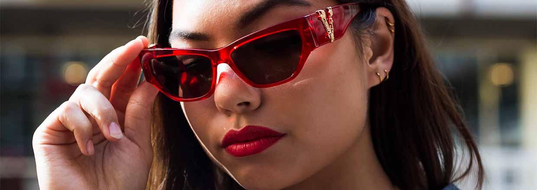 Online passen zonnebrillen